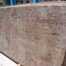 Ivory brown cutter slab product