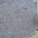 Lavender blue granite slab