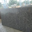 Topaz blue granite cutter slabs exporter