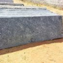 Kuppam green granite cutter slab