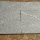 Kuppam Green Flamed Tile - Dry & Wet