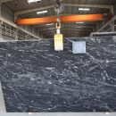 Black Marquina Granite Gangsaw Slab Manufacturer and supplier