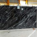 black marquina granite cutter slab supplier