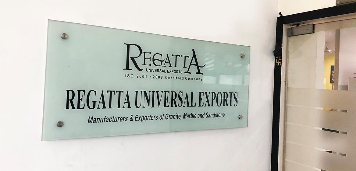 Natural stone company - Regatta Universal Exports