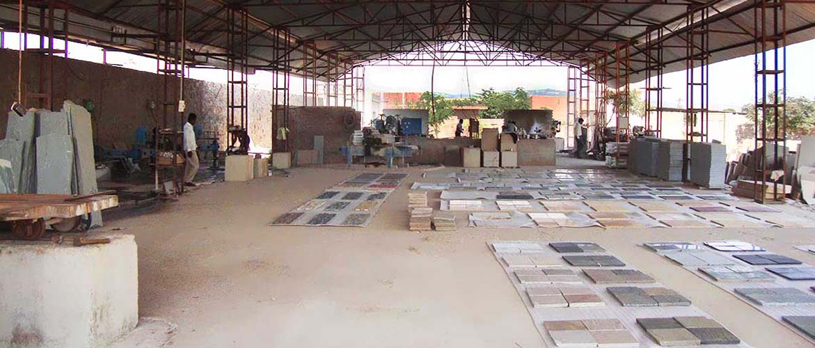 Natural Stone Manufacturing Unit