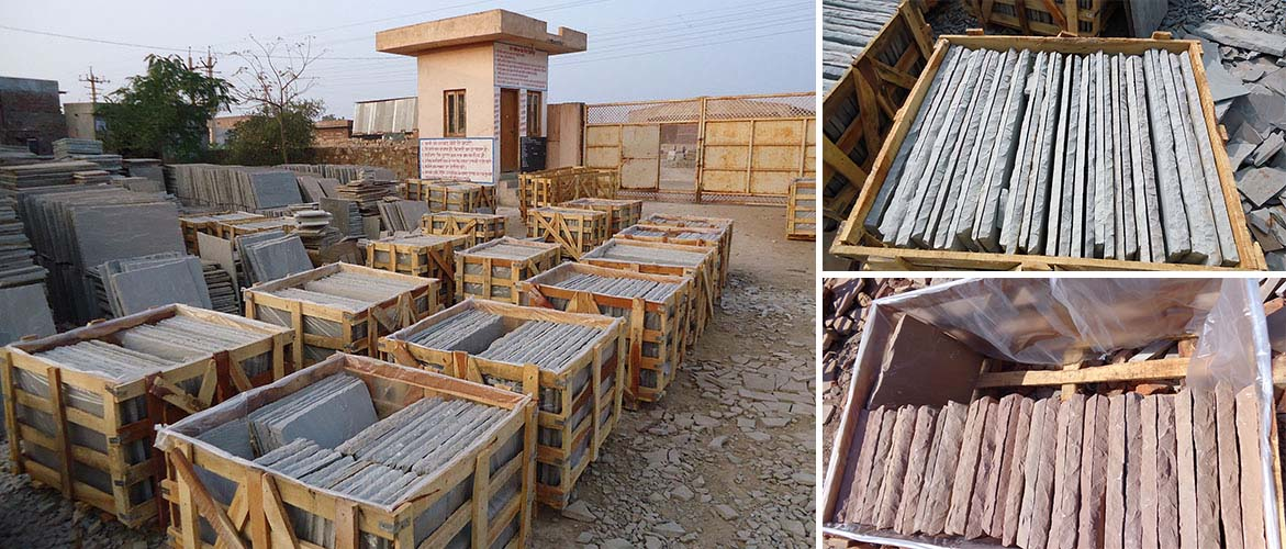 Natural Stone Packing Unit
