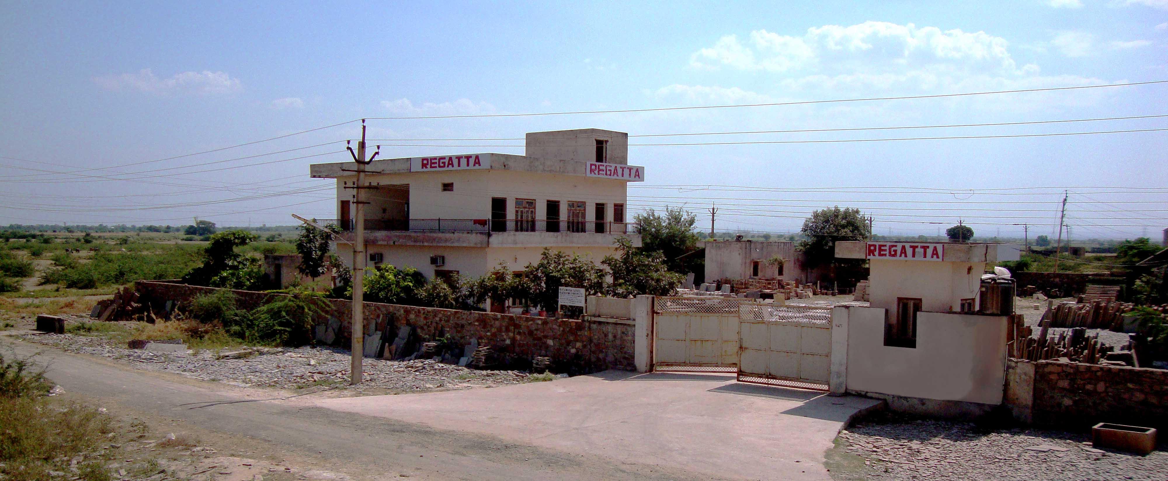 Regattas factory