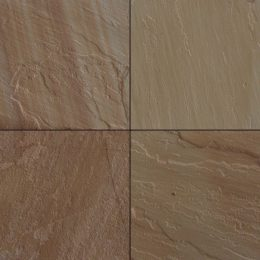 Polished camel dust sandstone tiles