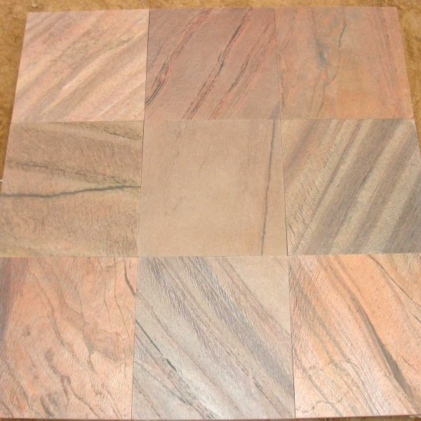 Polished Copper Quartzite