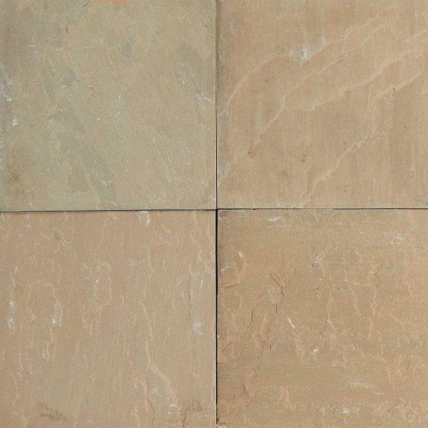 Raj Green sandstone tiles