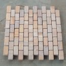 Rainbow sandstone 23x48mm