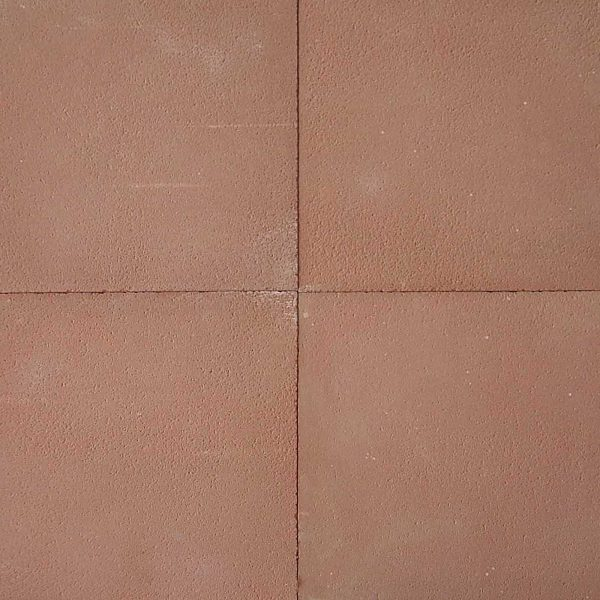 Agra Red Sandblasted