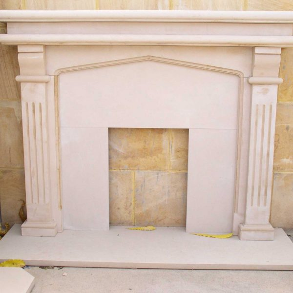 Fireplaces Stone Article