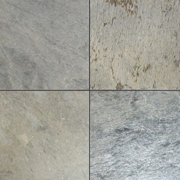 silver Quartzite tiles