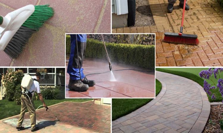 Care & Maintenance of Pavers