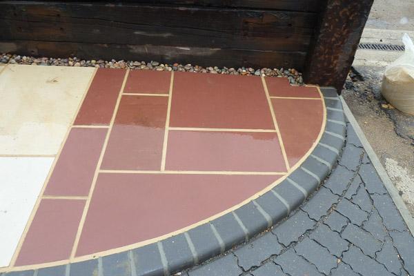 Polished-sandstone