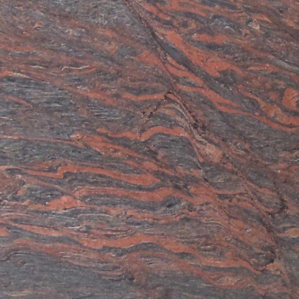 Smoka red granite product