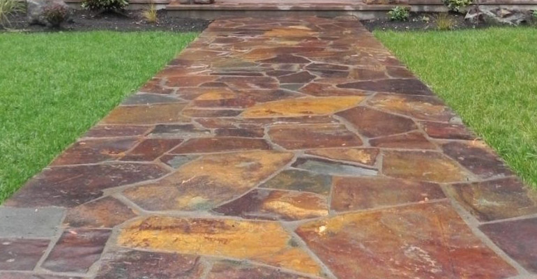 Natural Stone Pavers For Setting The Right Pathways
