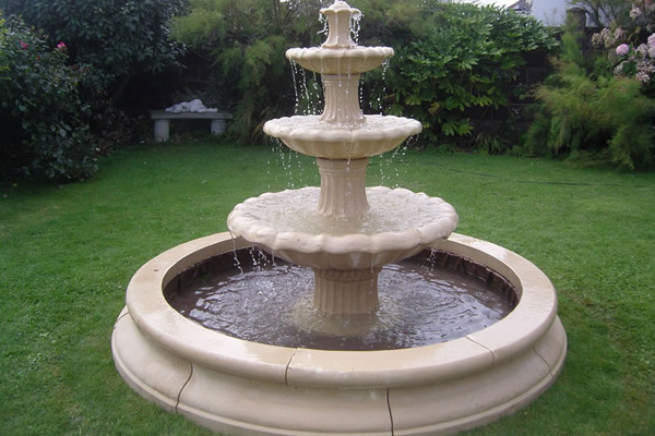 sandstone-fountain