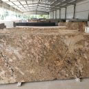 Alaska Gold Granite Cutter Slab Manufacturer and Exporter