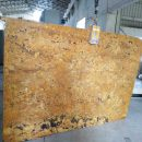 Alaska gold granite slab exporter