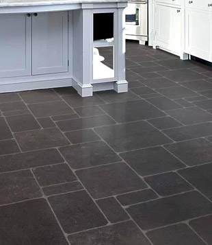 Slate Flooring Is Very Popular Around The Globe And Imparts A Unique Look To Any Interior Space Be It Living Room Or Kitchen