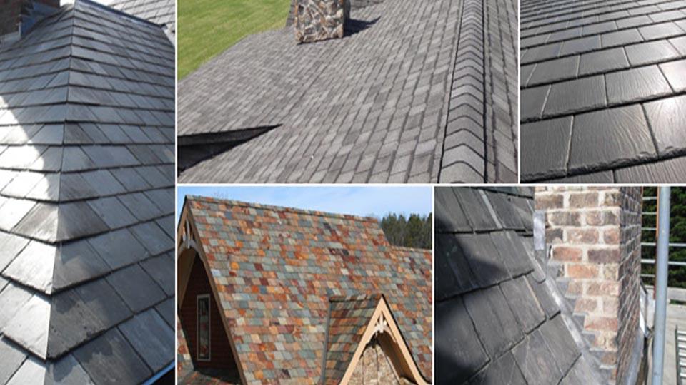 Wonderful Slate Roof Maintenance