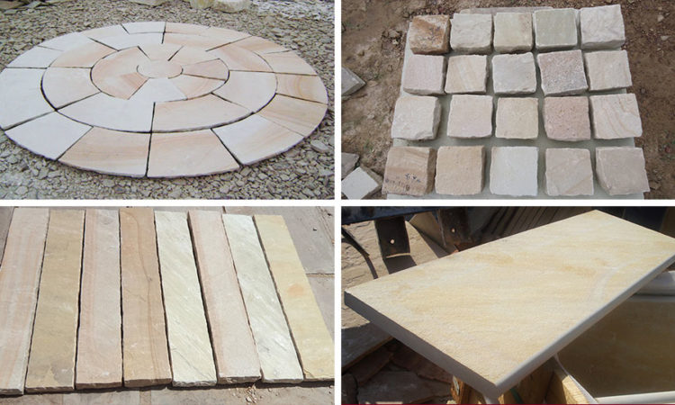 Indian sandstone manufacturing
