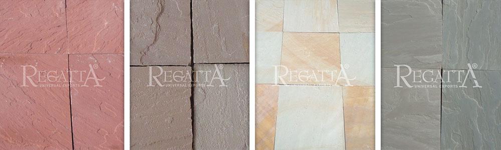 sandstone colors