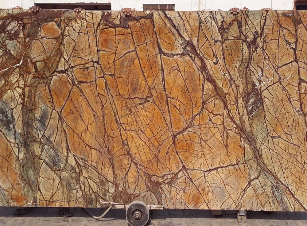 rainforest brown marble product