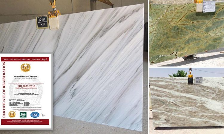 marble status in India