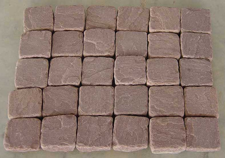 Natural Finish Cobbles