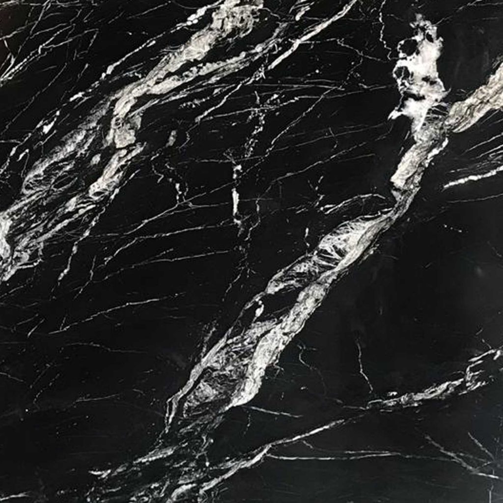 Black marine marble product
