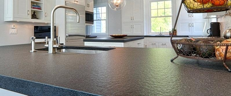 Natural stone finishes to make different surfaces look stylish