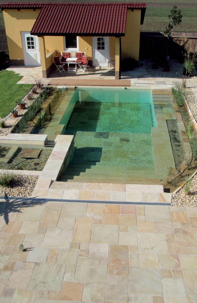 Paving Mint Sandstone