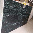 Spider green marble gangsaw slab