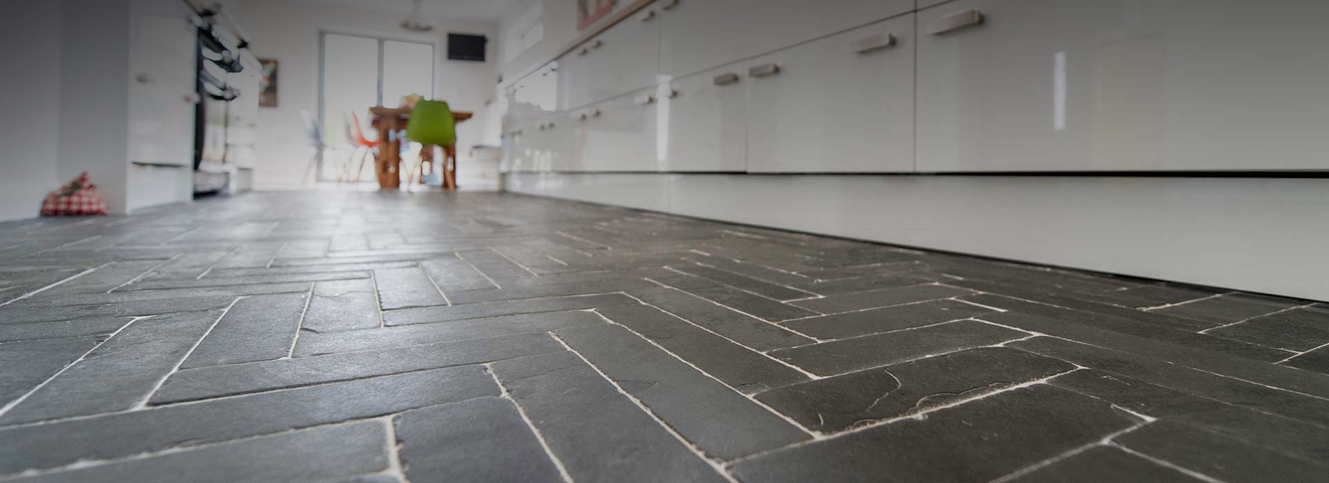 Limestone Floor Tiles As Oldest Material For Floor Decoration