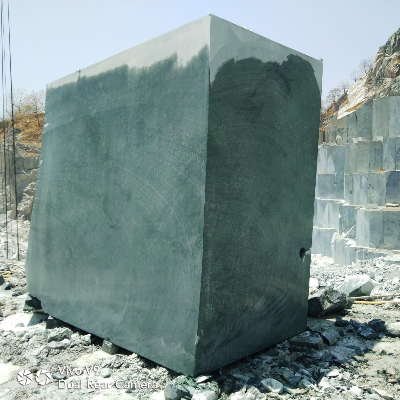 Marble block rectangle