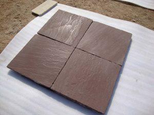 Mandana Sandstone tumbled & brushed