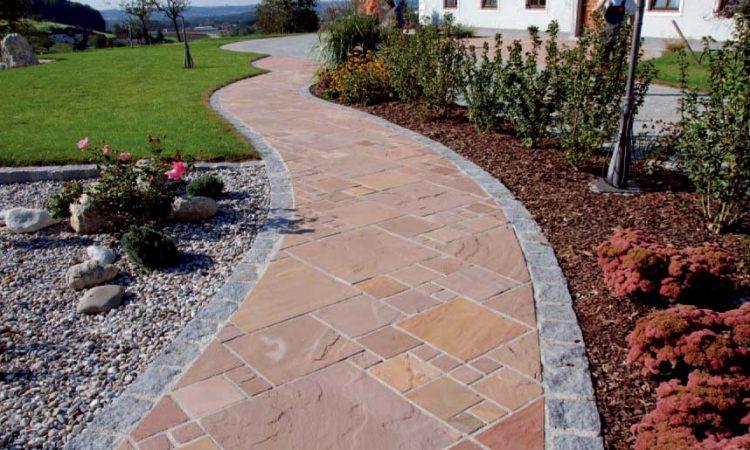 Modak Sandstone Pathway