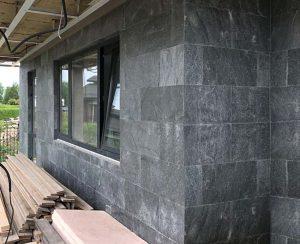 Silver Grey Quartzite Wall Tiles