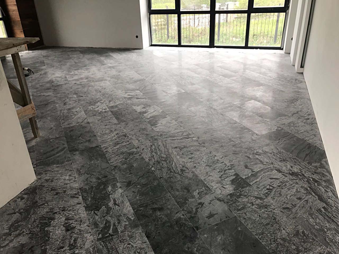 Silver Shine Quartzite Floor Tile