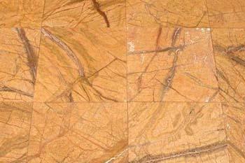 Rainforest Golden Marble Tiles