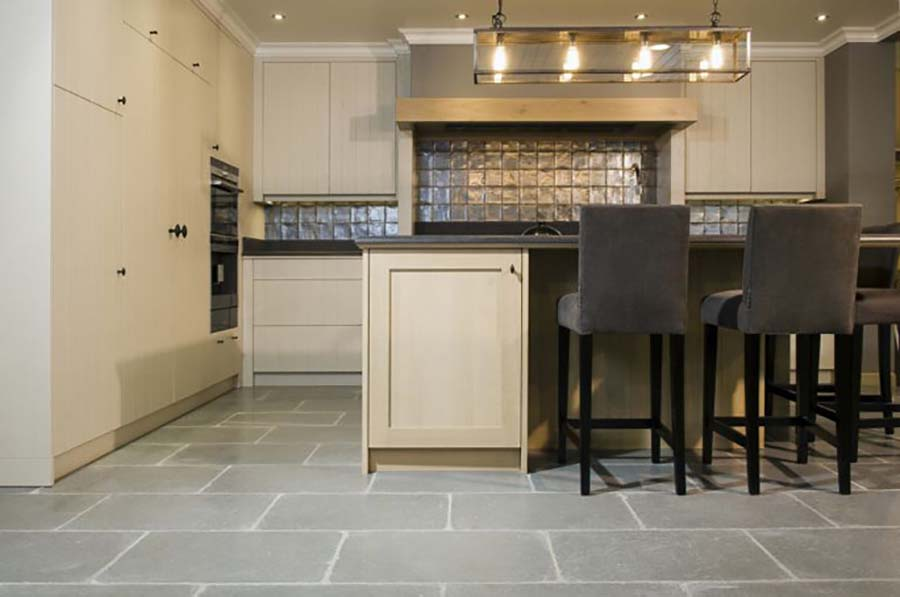 limestone for kitchen area