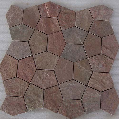 Copper Quartzite Mosaic