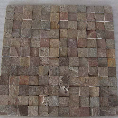 Goldan Quartzite mosaic
