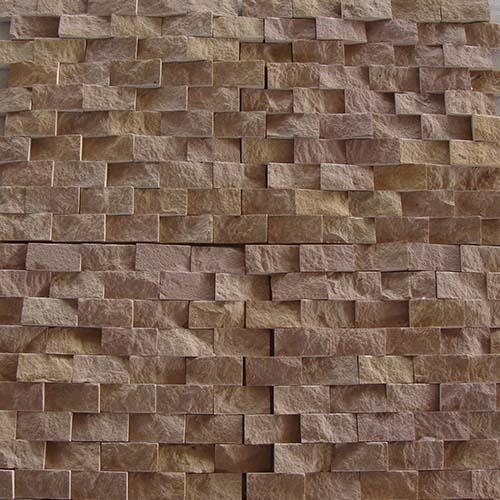 Modak sandstone mosaic