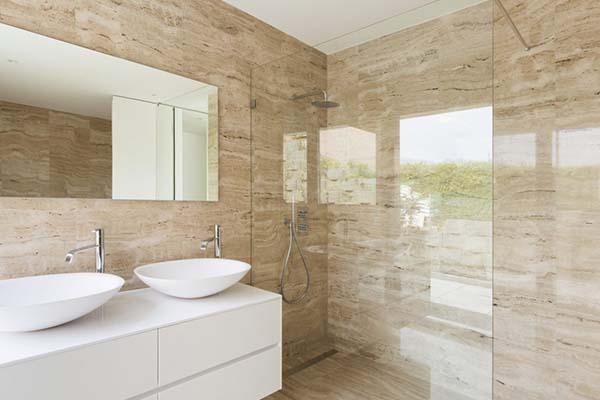 granite slabs for shower