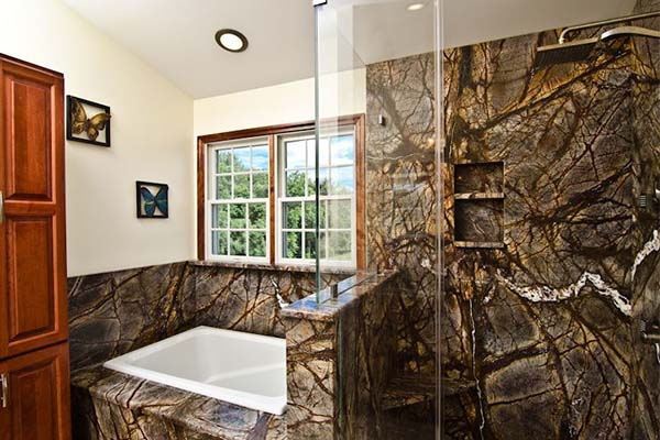 marble slabs for shower