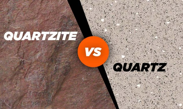 quartzite vs quartz